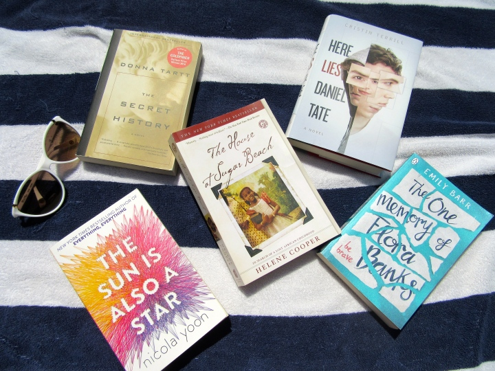 My Summer Reading Picks