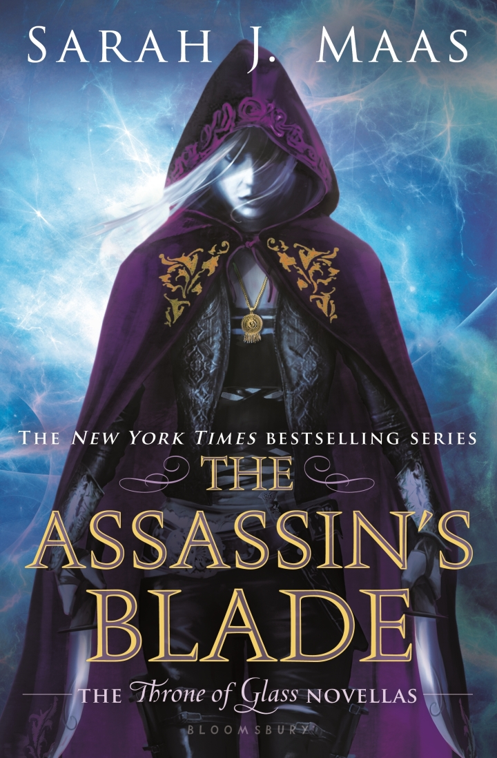 "Review of ""The Assassin's Blade"" by Sara J. Maas"
